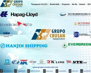 Grupo CRUSAN Marítima alta