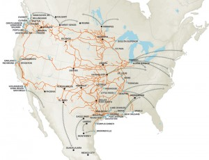 Intermodal Map II