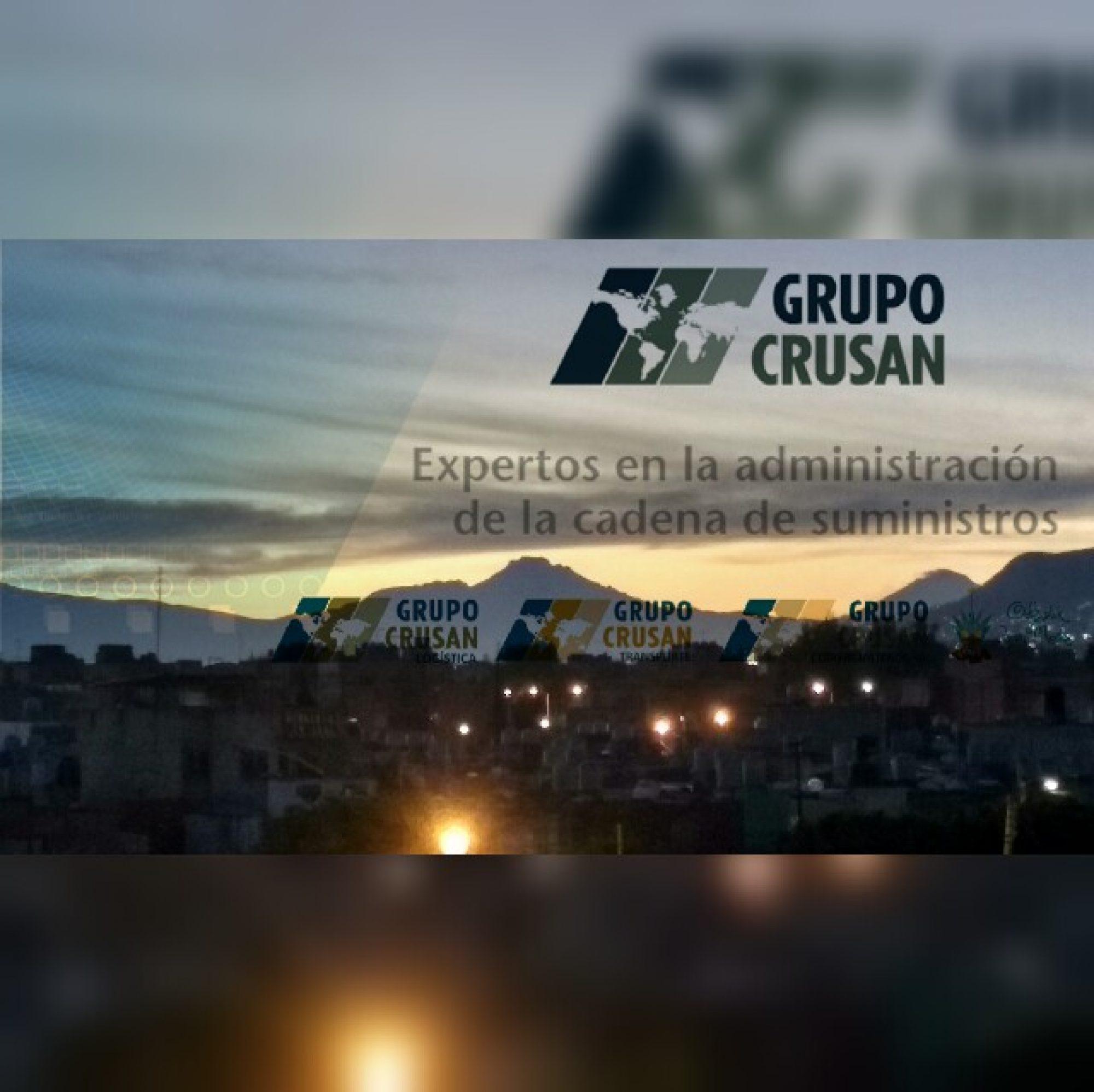 Página Web de Grupo CRUSAN
